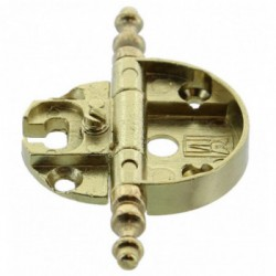 Cerniera Barocco Oro Confezione 2 Pz