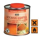 Cera In Pasta Ravvivante Solwax Cotto Ml.750