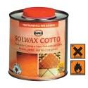 Cera In Pasta Ravvivante Solwax Cotto Ml.750