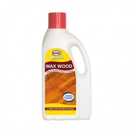 Cera Per Pavimenti In Legno E Parquet Waxwood 1 Lt