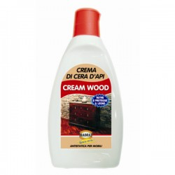 Crema Nutritiva Per Legno Cream Wood Ml.250