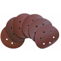 Disco Abrasivo Con Velcro E28 D 125 Gr 60