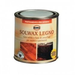 Cera Solida Solwax Legno Ml.750