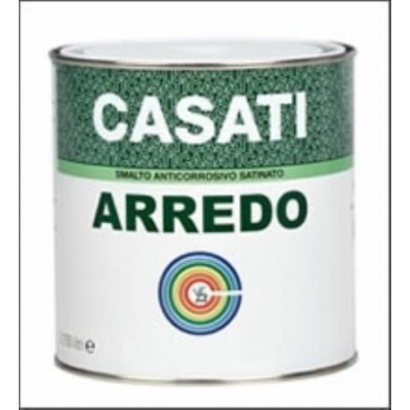 SMALTO ARREDO 2.5 NERO EXTRA SATINATO