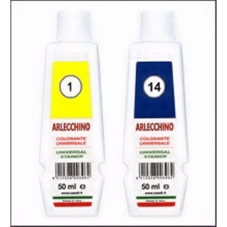 COLORANTE ARLECCHINO EXTRA TUBETTO 15 ML 50