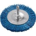 Spazzola Circolare Nylon D100 Gr 150