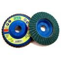 Disco Lamell.zircon.d.115 Gr.40 S/p