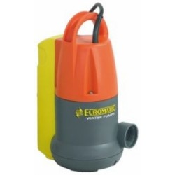 Elettropompa Sdc550 Drenaggio Acque Sporche W 550 Gallegg. Elettronico
