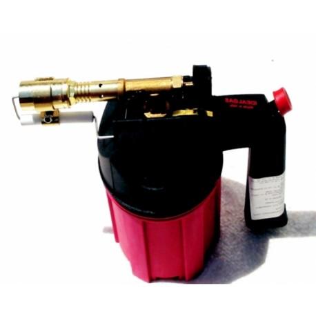 SALDATORE A GAS PLASTICA ACCENSIONE PIEZO