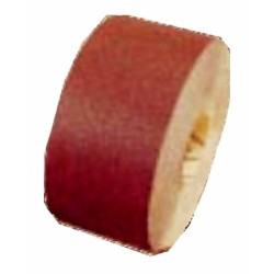 Carta Vetro Kpf Gr.180 H.115 Mt.100 Carta Al Lattice+resina+corindone