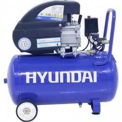 Compressore 50 Lt Hyunday Hp 2 Bar 8  Lubrificato