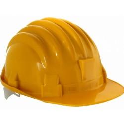Protective Helmet Yellow Uni En 397