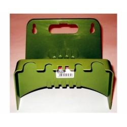 Portatubo Da Parete - Plastica Verde