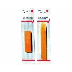 Lame Cutters 18 Mm.-pz.10 Per Cutter Singolo E Per Cutter Bicomp.blu-gial