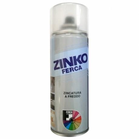BOMBOLETTA ZINCO FREDDO ML 400 FERCA