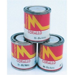 Smalto Corallo Nero Ml.50