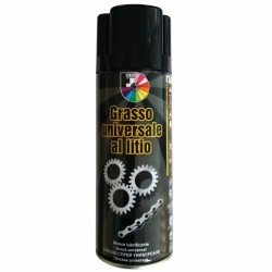 Bombol.grasso Ferca Spray Ml.400 Universale Al Litio