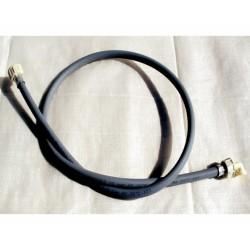 Tubo Carico Lavatrice Cm 150 Con Curva