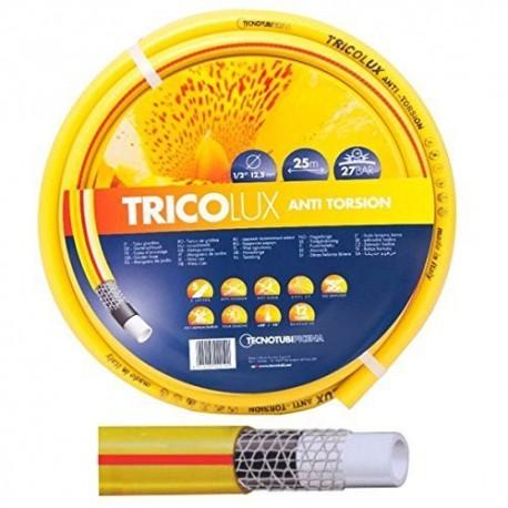 Tubo Retinato Maglia 5/8 15 Mm Tricolux 3 Strati