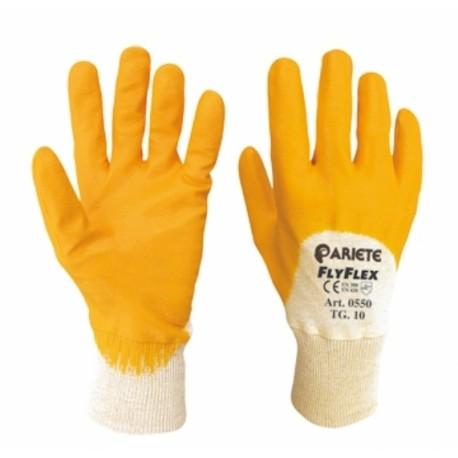Gloves Nbr Orange Tg 7 X Agriculture