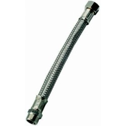 Flessibile 1/2m 1/2f Cm 30 In Acciaio Inox