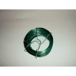 Filo Plasticato Da Giardino D 08 M 50 Verde