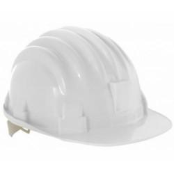 Protective Helmet White Uni En 397