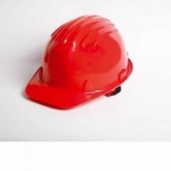 Protective Helmet Red Uni En 397