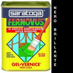 Vernice Fernovus 750 Ml Nero Brillante