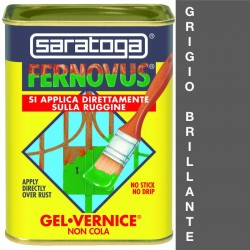 Vernice Fernovus 750 Ml Grigio Brillante