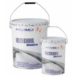 Impermeabilizzante Alluminio Lt 16 Silversol