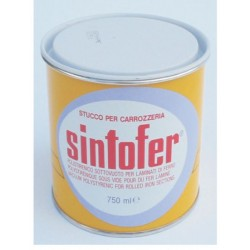 Stucco Bicomponente Ml 750 Sintofer Senape