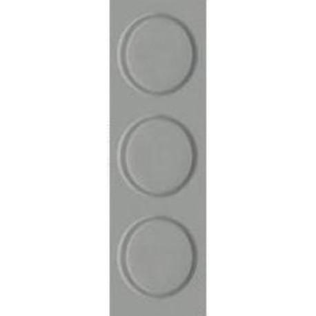 PAVIMENTO BULLONATO PVC GRIGIO H1-PREZZO AL MQ