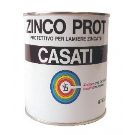 Smalto Zinco Protettivo 0.750 Bianco