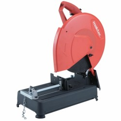 Troncatrice Ferro D.355 Maktec-mt242 Disc.d.350-foro Disc.25,4-3800 Gir/m