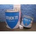 Kit Vetroresina Ml.750 Ferca Stucco Vetrificato+catalizzatore