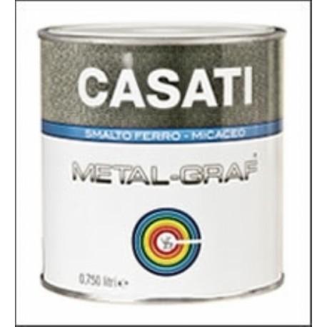 Smalto Metal Graf Lt 0,750 Nero