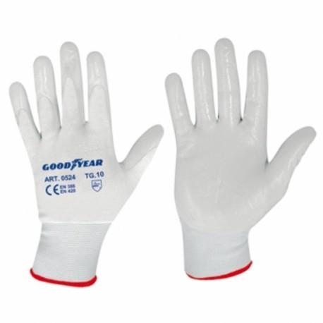 Gloves Flexi Grip Sensor Tg 8-Grey