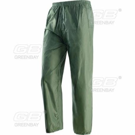 Pantalone Nylonl Tg Xxl Verde Niagara