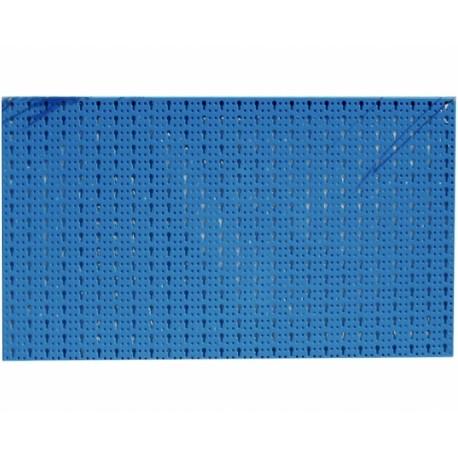 Pannello Forato Blu Utensili 100x50 Cm