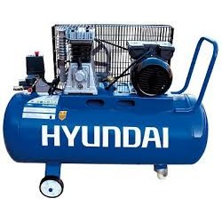 COMPRESSORE 100 LT HYUNDAY CINGHIA HP 3