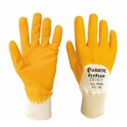 Gloves Nbr Orange Tg 8 X Agriculture