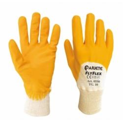 Gloves Nbr Orange Tg 8 X Agriculture