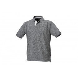 Polo Cotone Grey Tg. Xl