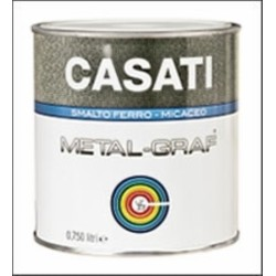 Smalt.metal Graf Lt.0750 Antracite Colore 608