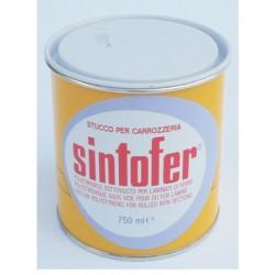 Sintofer Filler Ml.750 Stucco Con Fibre Di Vetro E Cariche Inerti