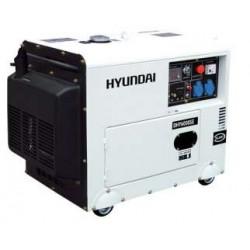Generatore Diesel Hyundai Dhy6000se Monofase 5.5hp