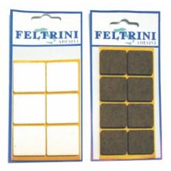 Feltrini Mm 20x20 Bianchi Cf 10 Pz