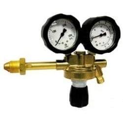 RIDUTTORE ARCO2 16LPM C/MANOFLUSSOMETRO LINDE -GAS