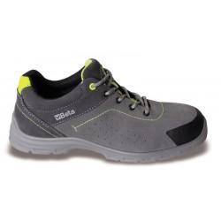 Scarpe Basse Scamosciate Flex S1p Grey Fg 40